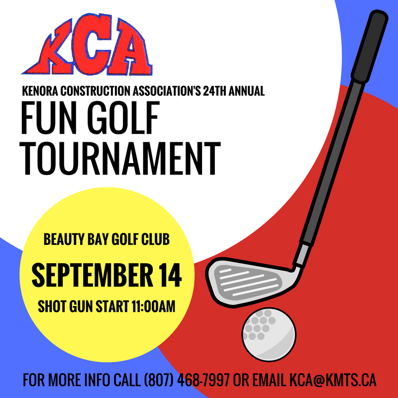 KCA Golf Tournament - SAVE THE DATE